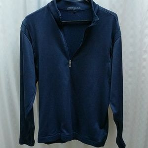 Nike golf pullover (therma-fit)